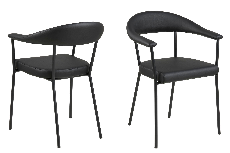 LIMA Krzesło Czarny | Asortyment  Produkty  Stoły i