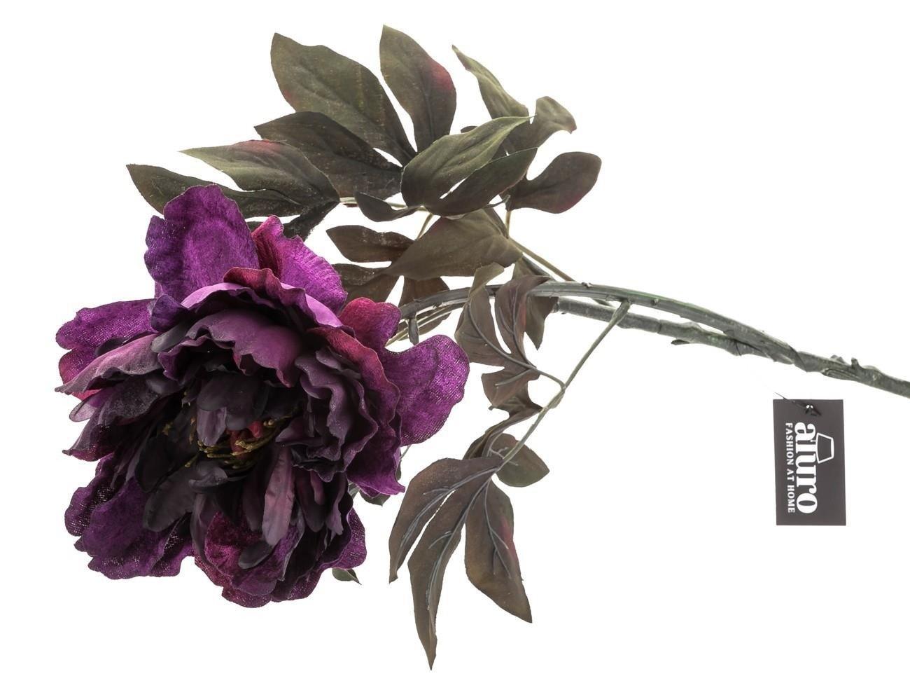 Kwiat Sztuczny Piwoniaaluro Asortyment Produkty