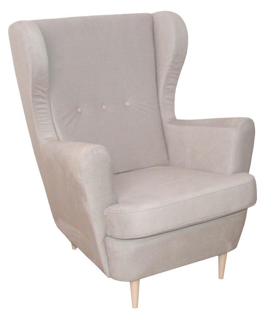 Bardzo dobry Santo Fotel beżowy | Asortyment \ Produkty \ Siedziska i fotele CB17